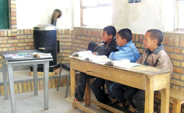 ممنوعیت استفاده از بخاری نفتی در مدارس