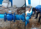 نصب 6 دستگاه کنتورمغناطیسی حجمی در آبفای رشت