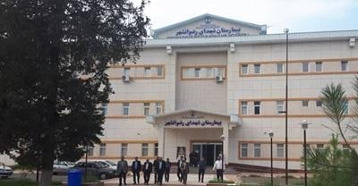بازدید معاون درمان وزارت بهداشت از بیمارستان های ماسال و رضوانشهر