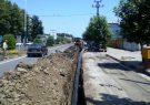 حفر یک حلقه چاه در شهرستان املش در راستای گذر از تنش آبی