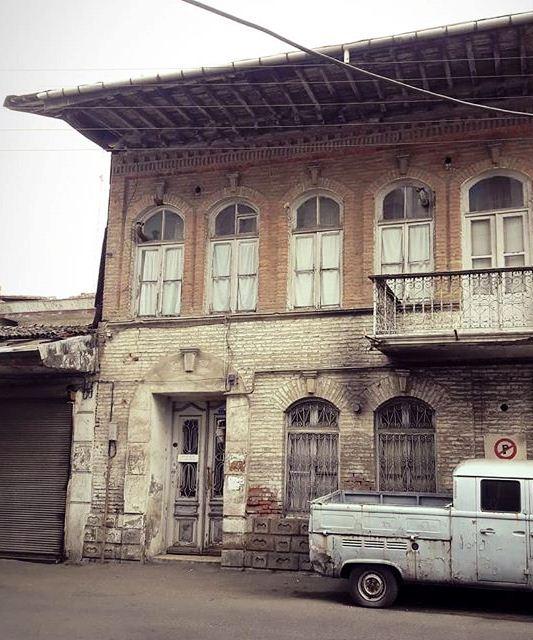 مراتب ثبت اثر تاریخی خانه شفیعی رشت ابلاغ شد