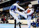 حضور رزمی کار گیلانی در مسابقات جهانی