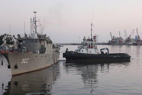 تمرین دریایی امنیت پایدار در دریای خزر آغاز شد