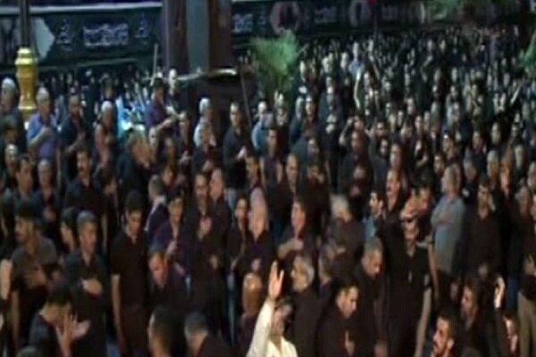 تجمع بزرگ تاسوعای حسینی (ع) شهرستان رودسر برگزار شد