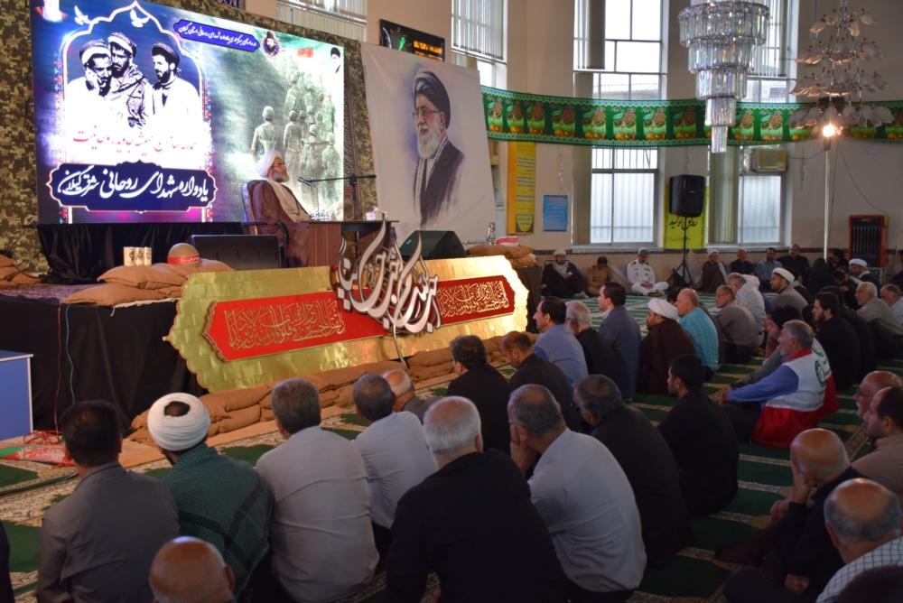فرهنگ جهاد و شهادت عزت را برای ملت ایران به ارمغان آورد/ هیچ فضیلتی مانند شهادت نیست