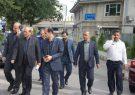 بازدید مشاور وزیر بهداشت از بخش های توانبخشی و فیزیوتراپی بیمارستان های دانشگاهی گیلان