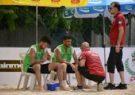 شکست نایب قهرمان آمریکای جنوبی برابر شیرمردان ایران با حضور مربی گیلانی