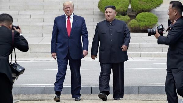 احتمال از سرگیری مذاکرات کره شمالی و آمریکا در آینده نزدیک
