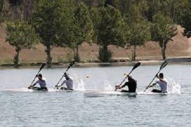 حضور دو قایقران گیلانی در اردوی تیم ملی آبهای آرام کشور