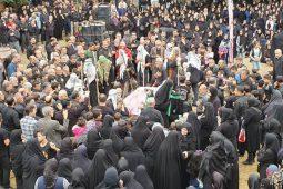 فیلم مراسم سوم امام حسین (ع) در مسجد شلمان