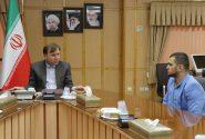 استاندار گیلان امروز علاوه بر ملاقات عمومی، از طریق سامانه سامد به تماس های تلفنی مردمی پاسخ داد