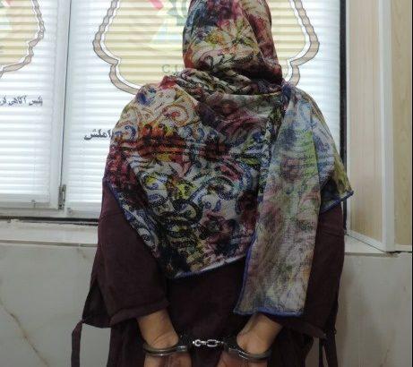 دختر جوان به جرم اخاذی دستگیر شد
