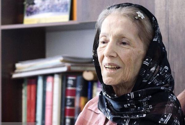 درگذشت بانوی شاعر گیلانی و سراینده «همیشه بهار گیلان»