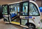 اتوبوس خودران ناویا در خیابانهای ژاپن به حرکت درآمد