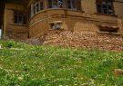 علت آتش سوزی بنای تاریخی هادی خان صوفی املش در دست بررسی