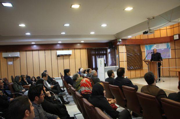 برگزاری اولین یادبود بهروز همرنگ  باستانشناس فقید گیلانی