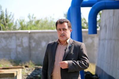 رشد 28 درصدی واگذاری انشعاب آب شرب روستایی در گیلان