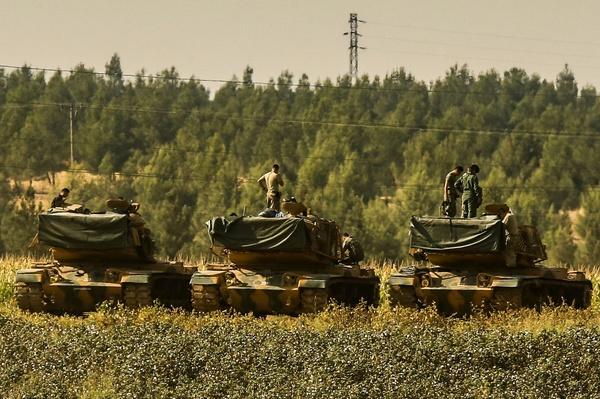 نگران وضعیت انسانی در شمال سوریه هستیم
