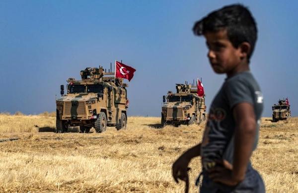 اتمام همه آمادهسازیها برای عملیات در شمال شرق سوریه