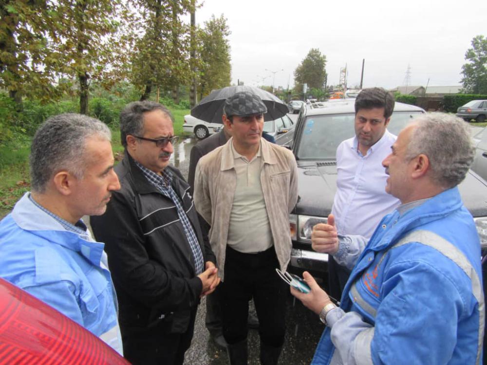 اوضاع شهرستان های استان گیلان تحت کنترل است / فرمانداران با تمام امکانات و تجهیزات پای کار هستند