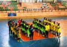 برگزاری مسابقات چهار جانبه فوتسال بانوان در لاهیجان