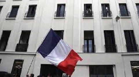 فرانسه کاردار ترکیه در پاریس را احضار کرد