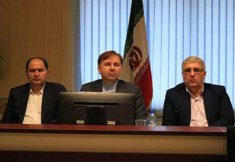 گزارش تصویری چهارمین جلسه شورای هماهنگی مبارزه با مواد مخدر استان با حضور استاندار گیلان