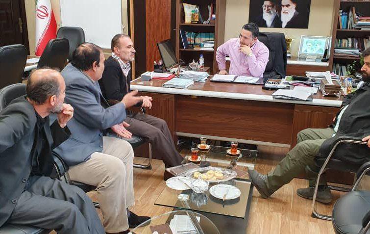 گزارش تصویری ملاقات عمومی شهردار لنگرود با مردم