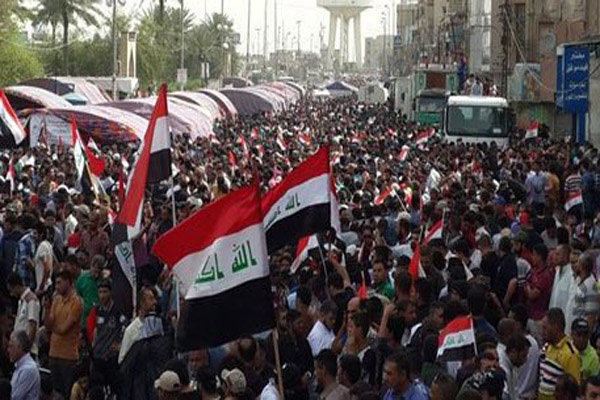 رابطه سفر مقتدی صدر و کاهش تب اعتراضات در عراق