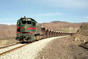 افزایش ۳۰ درصدی حمل و نقل کالا از گمرک ریلی آستارا