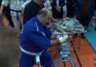 کاراته کای صومعه سرایی رکورد دنیا را جابه جا کرد