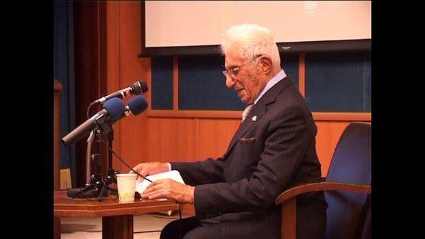 پیام تسلیت شهردار رشت در پی درگذشت پرفسور فضل الله رضا