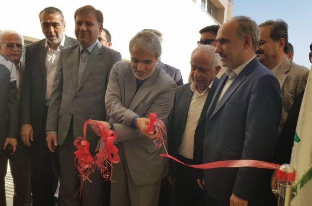 ساختمان دانشکده علوم کشاورزی دانشگاه گیلان افتتاح شد