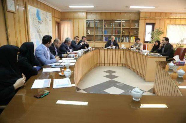 نشست بررسی پروژه های بازآفرینی شهری رشت برگزار شد
