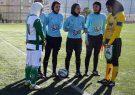 4 بانوی گیلانی داور و ناظر مسابقات لیگ برتر فوتبال و فوتسال بانوان کشور شدند