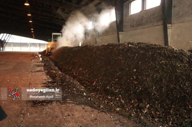 افزایش ۱۰ درصدی تولید زباله خشک طی ایام کرونا در گیلان/۴۰ درصد پسماند گیلان در رشت تولید می شود