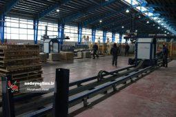 گزارش تصویری آغاز مجدد فعالیت کارخانه کاشی خزر پس از مدت ها تعطیلی