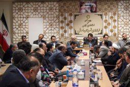 گزارش تصویری تودیع و معارفه فرماندار ماسال