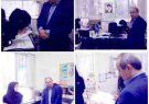 بازدید سرزده رییس دانشگاه علوم پزشکی گیلان از مرکز آموزشی درمانی الزهرا(س) رشت