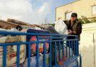 توزیع 400 بسته کمک های مردمی در بین هموطنان سیل زده خوزستان