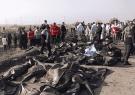 سقوط هواپیما اکراینی 150 میلیون دلار برای دولت هزینه ایجاد کرد/بیمه به دلیل انهدام با موشک خسارت پرداخت نمی کند