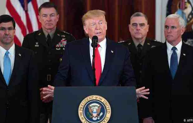 هیچ آمریکایی در حمله دیشب جان خود را از دست نداد/آمریکا آماده است تا صلح را در آغوش بگیرد/آمریکا و ایران میتوانند روی اولویتهای مشترکشان همکاری کنند