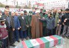 پیکر دو شهید گمنام در رشت و آستارا تشییع و به خاک سپرده شد