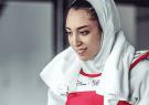 انتشار عکس های کیمیا علیزاده پس از کشف حجاب در هلند+عکس