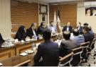 برگزاری نشست مشترک بررسی وضعیت پروژه های باز آفرینی شهری شهر رشت