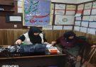 ۲۰۰ نفر از روستاییان فومن رایگان ویزیت شدند