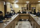 برگزاری جلسه هم اندیشی و هماهنگی برای برپایی انتخابات مجلس شورای اسلامی با حضور شهردار رشت