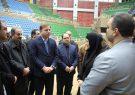 آماده سازی محل برگزاری جام نامجو با رعایت استاندارد های فدراسیون جهانی