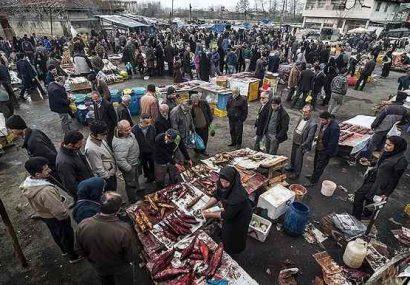 تعطیلی بازار جمعه صومعه سرا برای پیشگیری از شیوع کرونا