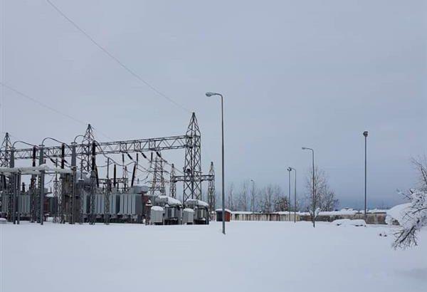 تمام خطوط انتقال و فوق توزیع استان پایدار هستند/ قطعی برق به دلیل بارش برف نداشته ایم